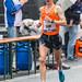 Karl Junghannß als bester Deutscher beim Frankfurt Marathon kommt als 27. ins Ziel