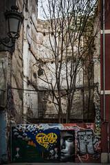creativity knows no borders (*BegoñaCL) Tags: graffiti xolaka barridelcarme elcarme valencia begoñacl bg~