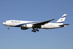 4X-ECD_Boeing777-200_ElAlIsrael_LHR (Tony Osborne - Rotorfocus) Tags: boeing 777 tripleseven 777200 elal israel airlines london heathrow airport lhr egll 2019
