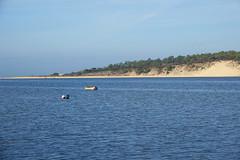 Le lagon (hans pohl) Tags: portugal albufeira sesimbra atlantique océan payages landscapes eau water boats bateaux plages beaches