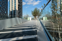 The Tide, Greenwich Peninsula (James D Evans - Architectural Photographer) Tags: architectural architecturalphotography architecture building buildings builtenvironment constructed constructions greenwichpeninsula placemaking structure thebuiltenvironment thetide upperriverside urban walkway