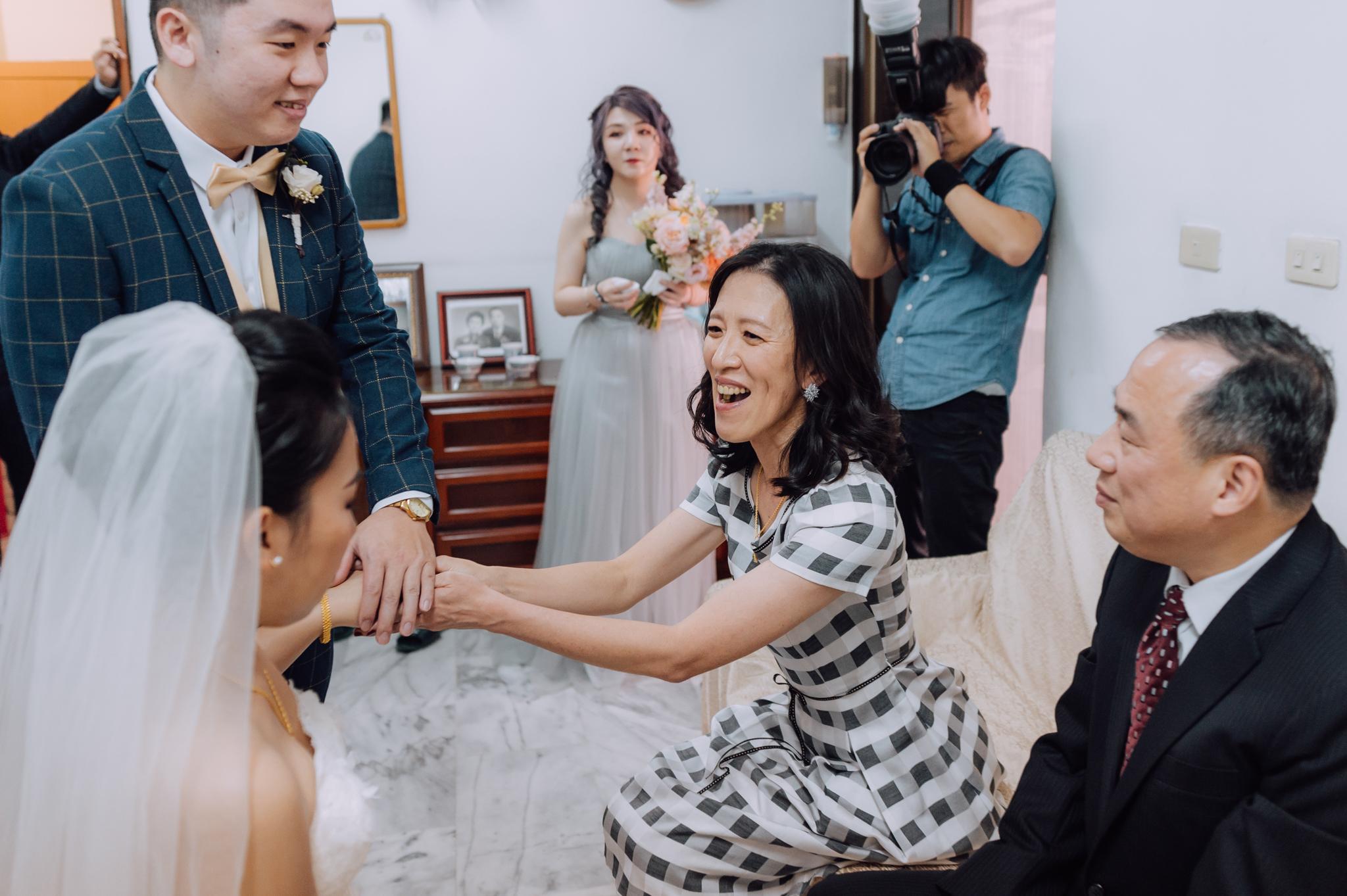 《婚禮紀錄》Jake & Vicky / 晶華酒店 / 良大攝影工作室