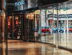 Reality in a Mirror (*Capture the Moment*) Tags: 2019 fotowalk hofstatt munich münchen october oktober shoppingcenter shoppingmall shops sonya6300 sonye356318200oss sonyilce6300