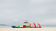 Beachscape 2 (Bernd Walz) Tags: beach beachscape sea seascape artefacts fineart mallorca spain travelphotography
