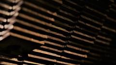 29 CU (GH#Photography) Tags: canon eos 80d metall kupfer bokeh schichten art makro kontrast design platten linien schnitt warm schatten simpel schlicht einfach