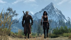 The Witcher 3 -Lovers- (WitcherZone) Tags: witcher 3 wild hunt witcher3 family landscape flowers trees sunny day sunnyday sky green hot beautiful sexy geralt ultra graphics mods mod nature outside mountain mountains love lovers cute tw3 the cdpr cd project red cdprojectred engine