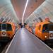 107 133 SPT Glasgow Subway Cowcaddens 26.10.19