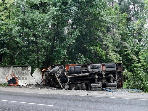 catastrophic car accident_1 ©  Sergei F