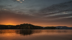 Before Dawn (Vincent1825) Tags: 31mm smithmountainlake landscape pixelshift sunrise pentax