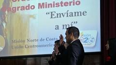 CEREMONIA DE ORDENACIÓN MISION NORTE DE COSTA RICA