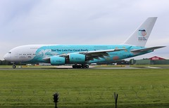 Hi Fly Malta (Save the Coral Reefs Livery) Airbus A380-841 9H-MIP (josh83680) Tags: manchesterairport manchester airport man egcc 9hmip airbus airbusa380841 a380841 airbusa380800 a380800 save coral reefs livery savethecoralreefs savethecoralreefslivery hi fly malta hifly hiflymalta