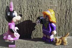 Fake Camera ..... (Eclectic Jack) Tags: hmm monday macro happy fake cute funny lego legos macromondays