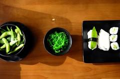 It's green (88pix) Tags: leica vario green grün sushi wakame