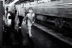 Three generations taking the train down south (Goran Bangkok) Tags: boy family hualamphong muslim persons train woman girl bangkok thailand travel blackandwhite blackwhite monochrome walking happyplanet asiafavorites