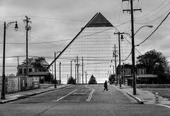 Memphis pyramid- Fuji Xt10 18-55mm (ToddGraves2) Tags:
