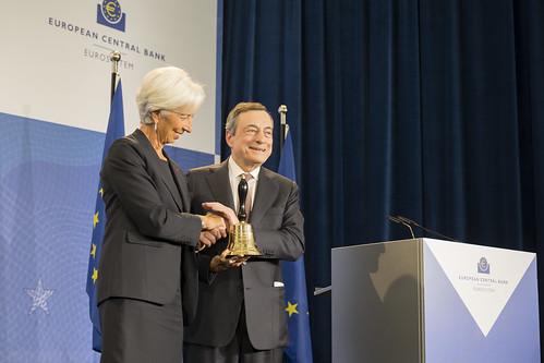 Farewell President Draghi