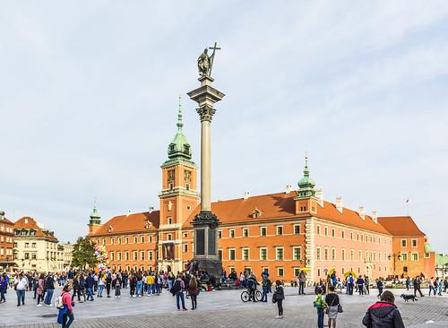 Varsovia - ciudad vieja