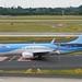 TUIfly GmbH D-ATUO Boeing 737-8K5 Split Scimitar Winglets cn/41661-5292 @ EDDL / DUS 16-06-2017