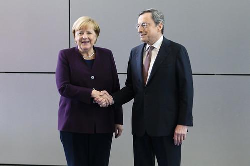 Farewell President Draghi - 28 October 2019