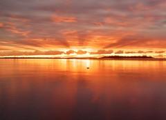 Superior Sunrise (WTW Pics) Tags: lakesuperior greatlakes thunderbay ontario canada beautiful sunrise beauty canon5dmkii refelction