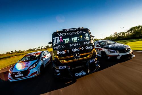 25/10/19 - Camera Car da Copa Truck, Mercedes-Benz Challenge e Copa HB20 - Fotos: Duda Bairros