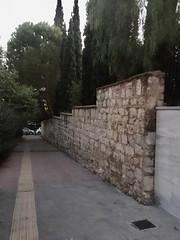 Stone wall (Hecuba's Story) Tags: gennadiou stone cf19 anapironpolemou
