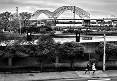 Front Street and bridge. (ToddGraves2) Tags:
