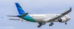 First Airbus A330-900Neo / Garuda Indonesia (matdu20eme) Tags: pilot airport avporn avgeek garudaindonesia spotting spotter planespotting planespotter plane a330neo airbusa330neo aircraft airplane aviation