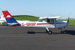 Cessna 152 II G-BRBP (Gavin Livsey) Tags: turweston gbrbp c152 cessna