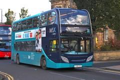 Arriva MAX 1908 / YJ58 FHK (TEN6083 (kieron mathews)) Tags: transport buses publictransport bus nebuses gateshead 1908 weststreet alexanderdennis trident2 enviro400 arrivayorkshire yj58fhk arrivamax arriva
