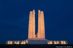 Canadian National Vimy Memorial (Alexandre D_) Tags: canon eos 70d panorama city colors color colorful couleur colour colours france hautsdefrance nord pasdecalais bassinminier architecture history orange outdoor outside nature sky clouds atmosphere cityscape town shadow parc park yellow night nightphotography nocturne bluehour longexposure vimy arras vimyridge canadian canada canadiannationalvimymemorial historicsiteofcanada war memorial ww1 peace light manfrotto hill hill145 memory lestweforget army soldier vimyridgenationalhistoricsite sigma1835mmf18hsmart travel landscape