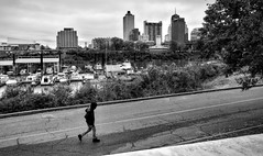 Mud Island view of Memphis skyline. (ToddGraves2) Tags: