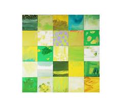 """Shirowain"" (White Wine) From ""Fragments from the Ordinary"" (2017) Acrylic on plywood 1100x1100x24mm (mayakonakamura) Tags:"