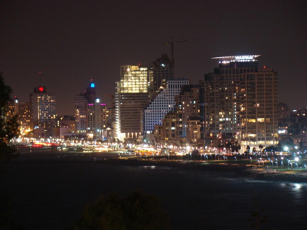 фото: Вид на Тель-Авив