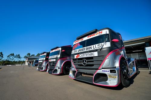 24/10/19 - O desembarque da Copa Truck no Velopark - Fotos: Duda Bairros