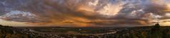 2019 10 25 Sunset (Twelvizm) Tags: portland oregon sunset willametteriver willamettevalley cascadia aerial