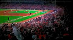 Waning days of baseball (boriches) Tags: baseball