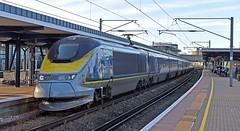 Eurostar at Ashford,Kent (garstangpost.t21) Tags: e300 class373 eurostar 9o32 londonstpancras parisnord ashfordinternational kent 373999 flickrunitedaward