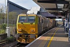 Rail Head Treatment Train (garstangpost.t21) Tags: mpv ashfordinternational kent railheadtreatmenttrain rhtt multipurposevehicle 3s78 tonbridgeenginnerssidings