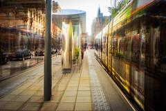 Tram (1 of 1)-3 (ianmiddleton1) Tags: edinburgh tram trams icm composite movement blur
