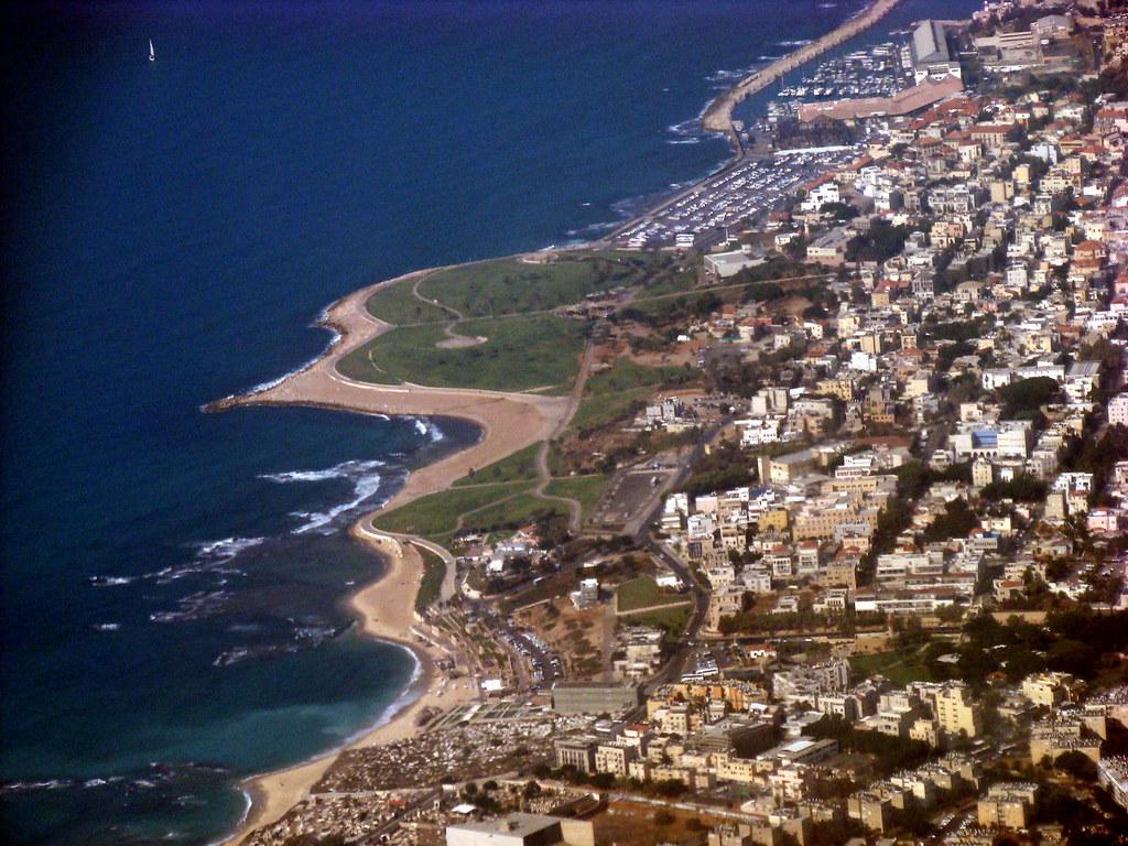 фото: Вид на Тель-Авив и Яффо
