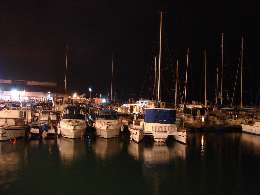 фото: Яхты в Яффо