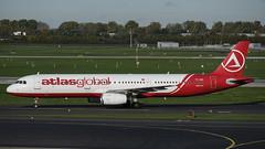 TC-AGG-2 A321 DUS 201910