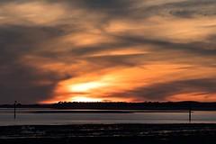 Sunset at Lepe. (Albatross Imagery) Tags: landscapecaptures uksunsets uk flickrsunset flickrphotography flickr instagram photographer photography photo gorgeous beautiful seascape landscape hampshirephotography hampshire lepebeach sea sky sun sunset🌅 sunsets sunset