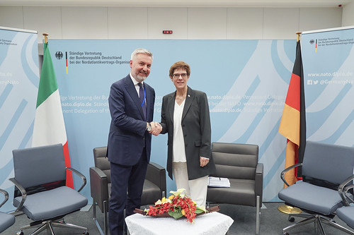 Nato: conclusa a Bruxelles la riunione dei Ministri della Difesa