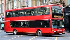 York Pullman, Rufforth, York YN56FDK on major Rail Replacement duties in Leeds City Centre. (Gobbiner) Tags: scanian94ud yorkpullman yn56fdk leeds railreplacement eastlancs rufforth omnidekka 935 metrobus goaheadlondoncommercial