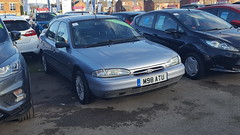 Photo of 1995 Ford Mondeo 1.8 LX Saloon