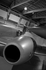 Meteoric (dhcomet) Tags: raf museum hendon colindale london airforce royal military defence plane aircraft gloucester meteor jet