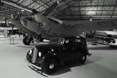 Of Sky And Road (dhcomet) Tags: raf museum hendon colindale london airforce royal military defence plane aircraft tj138 dehavilland mosquito b35