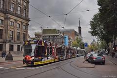 Siemens Combino - 2093 - 12 - 15.10.2019 (VictorSZi) Tags: netherlands olanda siemens siemenscombino transport tram tramvai gvb publictransport autumn toamna nikon nikond5300 october octombrie